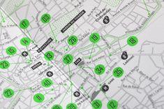 Workshop Muesli - Graphic Design #map