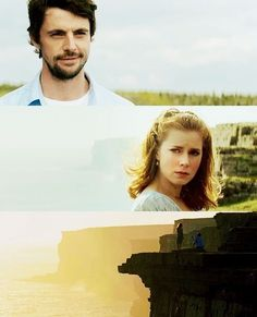 Leap Year. I really do love this movie. It's one of my favorite modern chick flicks, even though it's cheesy and a bit odd and awkward at times. :) So charming and funny, and the Irish scenery is gorgeous. Also...how does Amy Adams manage to have perfect hair, even after traipsing through Ireland on foot through rain and hailstorms? It's quite impressive.