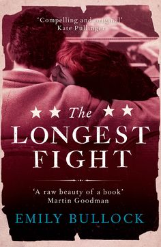 The Longest Fight by Emily Bullock. Published by Myriad in 2015 http://www.myriadeditions.com/books/the-longest-fight/