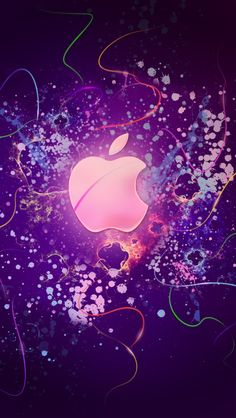 Abstract apple iPhone Wallpapers