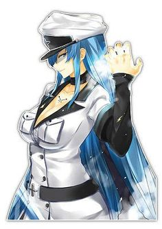 Fan Art of Esdeath fan art . for fans of Leone (Akame ga Kill) 38316944 I Love Anime, Me Me Me Anime, Awesome Anime, Chica Anime Manga, Anime Art, Assassin, Espada Anime, Otaku, Susanoo
