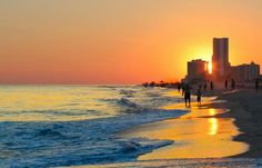 Gulf Shores, Alabama. One of our families favorite spots! Always beautiful and lots to do there.