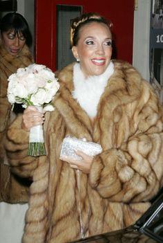 Sable Fur Coat, Sheepskin Coat, Furs, Glamour, Woman, Female, Street, Nice, Lady