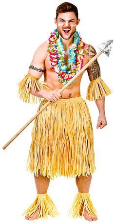 Diy Hawaiian Costume For Men - Zulu Warrior Costume Set Luau Costume Hawaiian Costume Luau Mens Hawaiian Costume Hawaiian Party Outfit Luau Outfits How To Make A Cheap Hawaiian Cost. Hawaii Costume, Luau Costume, Costume Dress, Hawaiian Costume For Men, Hawaiian Party Outfit, Luau Outfits, Outfits Fiesta, Zulu Warrior, Hawaian Party