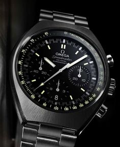 The Omega Watch - Timeless Style For Generations - TymeLord Most Popular Mens Watches, Fancy Clock, Unusual Watches, Watches Photography, Hand Watch, Omega Speedmaster, Rolex Watches, Wrist Watches, Luxury Watches For Men