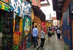 Camino al Chorro de Quevedo Street Art, Street View, Travel, Single Beds, Second Floor, Towels, Wifi, American, Water