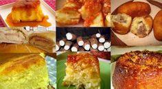 A mandioca rende várias receitas, sejam elas doces ou salgadas e além de serem bem vindas no dia a dia ainda fazem muito sucesso nas festas assim como na festa junina.