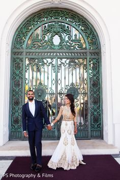 Manalapan, FL Indian Wedding by PS Photography & Films