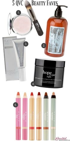 Beauty Faves from QVC #makeup #beauty #QVCbeauty #QVC