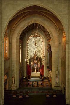 Thorne Miniature Room: English Roman Catholic Church in the Gothic Style, 1275-1300, c. 1937