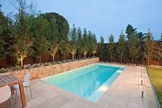 Image result for pool landscaping ideas australia