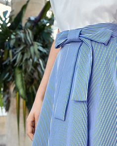 Ted Baker's Cottoned On Collection | Cotton dresses and pleated tops ready for Spring #TedsCottonedOn