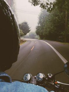 Sunday riding:) My view every Sunday.