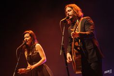 The Civil Wars. Photo by Jason Stoff, St. Louis.