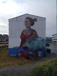 Wall art Atlantic Ocean, Archipelago, Continents, Arctic, North America, Wall Art, City, Painting, Painting Art