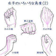 右手(2)