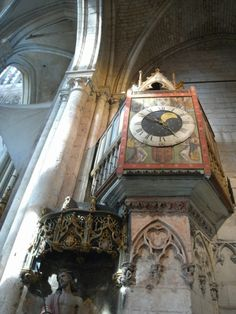 Cathédrale Saint-Pierre à Beauvais © ninasaurusrex