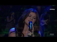 Up To The Mountain - Kelly Clarkson: The final third gives me goosebumps