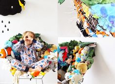 DIY – Recycle Your Old Plush Toys | http://www.designrulz.com/design/2014/04/diy-recycle-your-old-plush-toys/