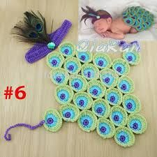 Image result for crochet peacock baby photo prop free pattern