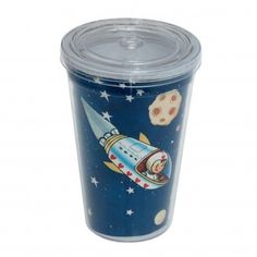 Spaceboy Drinking Cup