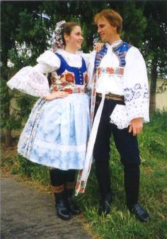 Sudomerice European Costumes, Costumes Around The World, Folk Costume, Beautiful Patterns, Czech Republic, Ukraine, Russia, Kultura, Folk Clothing