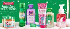 Bath And Body Works $10 Off $30!