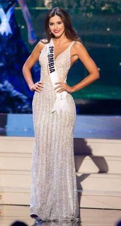 Vestidos de Quinceañera inspirados en Miss Universo 2015