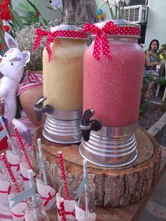 Festa Chapeuzinho Vermelho - Lobo Mau - Festa Saudável - Festa ao Ar Livre