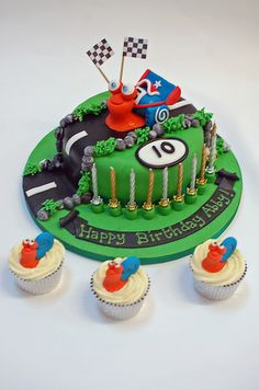 Turbo Cake, my son loves this one!!