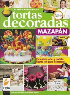 On Sale Cake Decoration Magazine MARZIPAN  MAZAPAN by AmGiftShoP