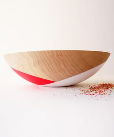 Wildflower Dipped Bowl - Spring Fling Collection - Dot & Bo
