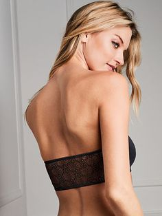Seamless Strapless Bralette The Victoria