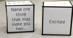 Engaging games to help students learn more about their feelings and emotions and how to express them appropriately!