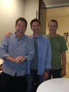 NCIS - Tony, Palmer And McGee