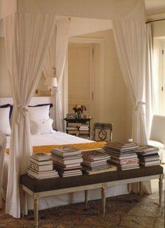 dreamy bedroom Dream Bedroom, Home Bedroom, Master Bedroom, Bedroom Decor, Design Bedroom, Pretty Bedroom, Bedroom Ideas, Interior Desing, White Canopy