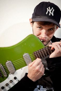 Josh Klinghoffer Red Hot Chili Peppers Guitarist