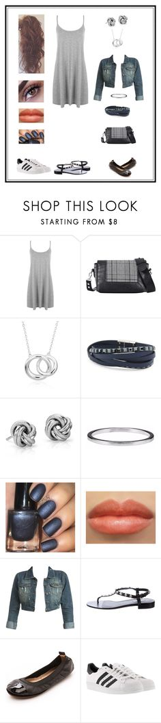 """Untitled # 942"" by binasa87 ❤ liked on Polyvore featuring WearAll, Blue Nile, Anastasia Beverly Hills, Wet Seal, Balenciaga, Yosi Samra and adidas"