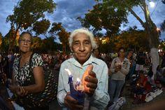 Noche de fe y devoción a la Virgen - Fotos - ABC Color
