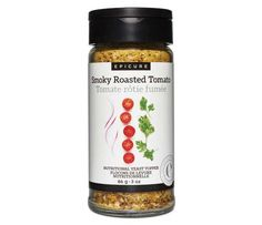 Smoky flavours of roasted tomato, onion & herbs with the benefit of nutritional yeast. Veggie Soup, Vegetable Recipes, Mixed Vegetables, Veggies, Roasted Garlic Aioli, Epicure Recipes, Edamame Beans, Pesto Sauce