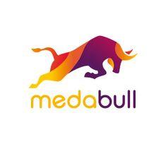 42 Bull Logos To Power Your Business in 2019 Banks Logo, Bull Logo, Restaurant Logo Design, Esports Logo, Finance Logo, Key Design, Animal Logo, Logo Maker, Creative Industries