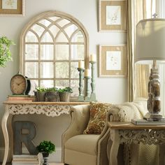"""When stuck in the middle of a cold, dreary winter, it can sometimes help to think that spring, and warmer, brighter days are on the horizon. Kirkland's new collection, Rustic Elegance, uses rustic decor to reflect on this time of transition. This collection features worn, weathered finishes, pastel hues mixed... <a class=""""arrow"""" href=""""http://www.kirklands.com/blog/the-three-rs-of-rustic-elegance/"""">Read More</a>"""