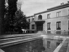 Villa Necchi Campiglio - Piero Portaluppi - itinerari - Ordine degli architetti, P.P.C della provincia di Milano