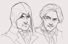 assassin's creed | Tumblr Assassins Creed Series, Assassins Creed Unity, Arno Victor Dorian, All Assassin's Creed, Face Expressions, Art Reference, Character Art, Concept Art, Illustration Art