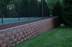 ideas about Large Retaining Wall Blocks on Pinterest