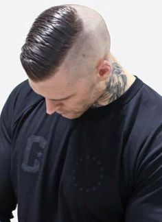 Short Hair Mohawk, Short Hair Cuts, Short Hair Styles, Cool Haircuts, Haircuts For Men, Haircuts For Receding Hairline, Beard Images, Hot Country Men, High Fade Haircut