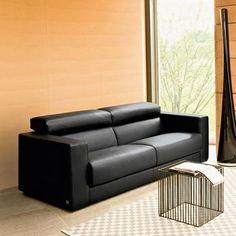 DIVANO UGO  Ugo è un sistema di sedute che comprende divani fissi, elementi componibili, poltrona e pouf