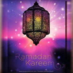 Ramadan Kareem♥