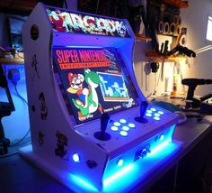 Mini Arcade Machines - HOME