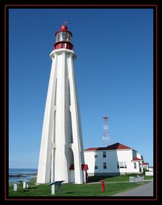 Pointe-au-Pere lighthouse - Rimouski, Quebec